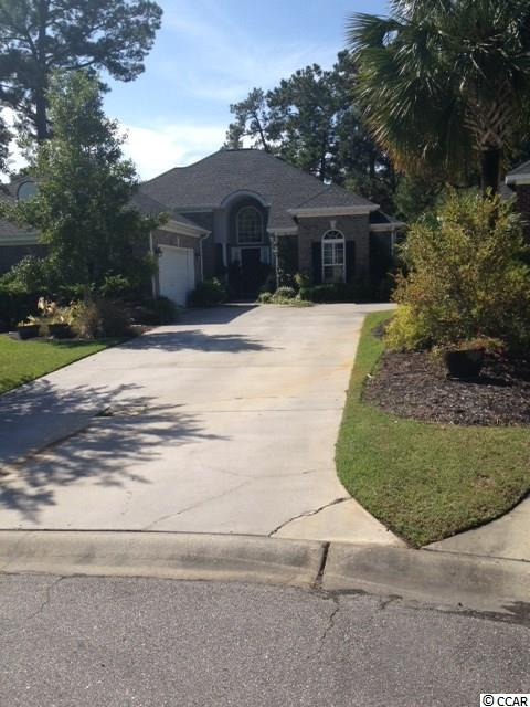 Detached MLS:1723854   3768 Bentley Ct. Myrtle Beach SC