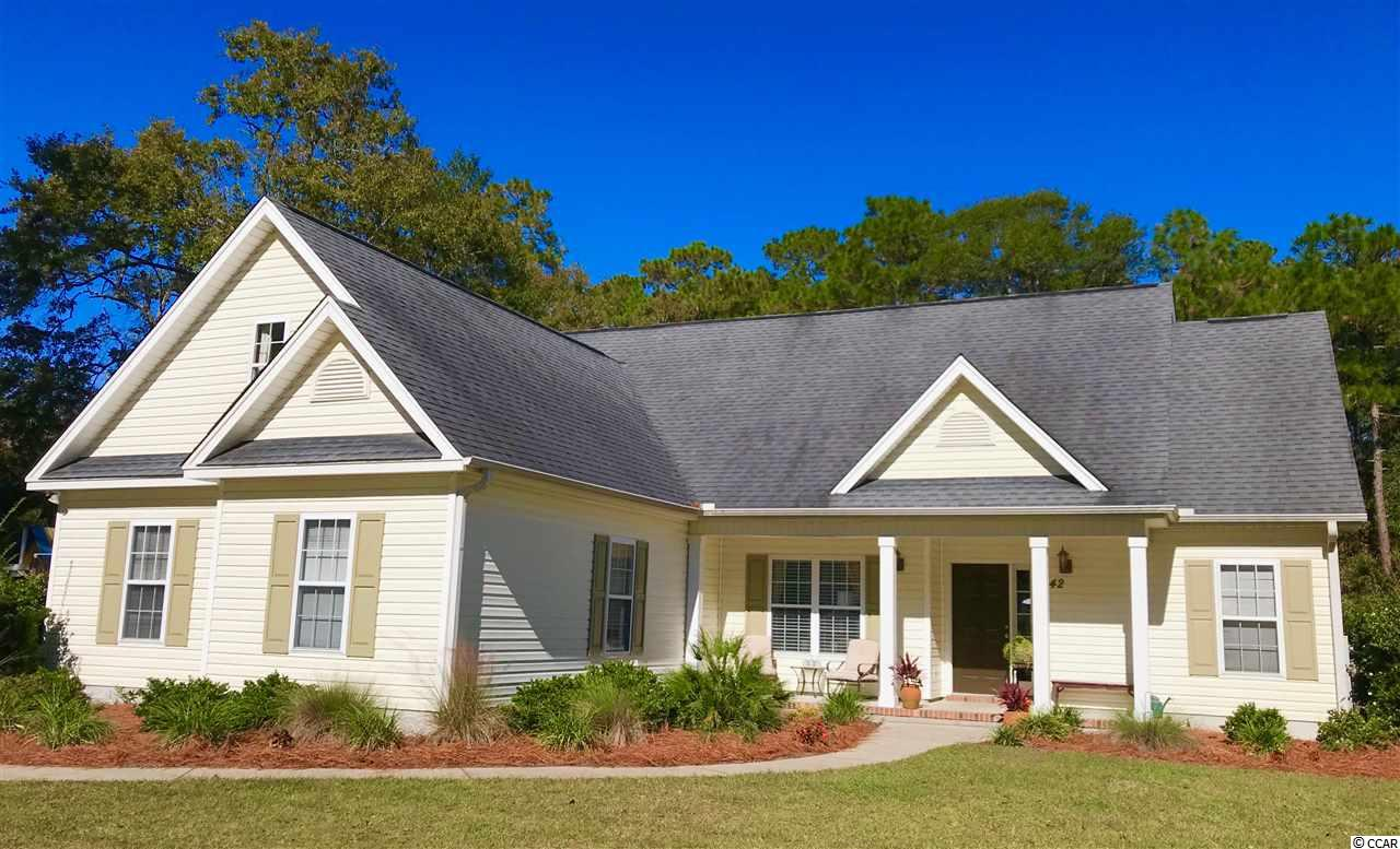 Single Family Home for Sale at 642 Tyson Drive 642 Tyson Drive Pawleys Island, South Carolina 29585 United States