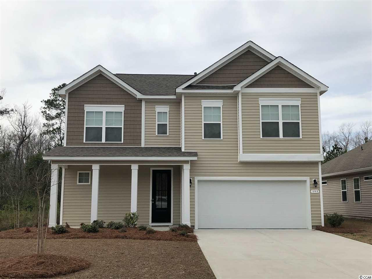 Detached MLS:1723888   395 Flowering Branch Ave. Little River SC