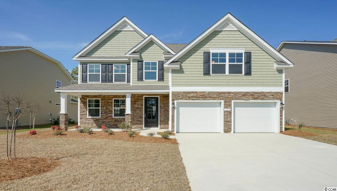 Ranch for Sale at 1217 Wind Swept Court 1217 Wind Swept Court Little River, South Carolina 29566 United States