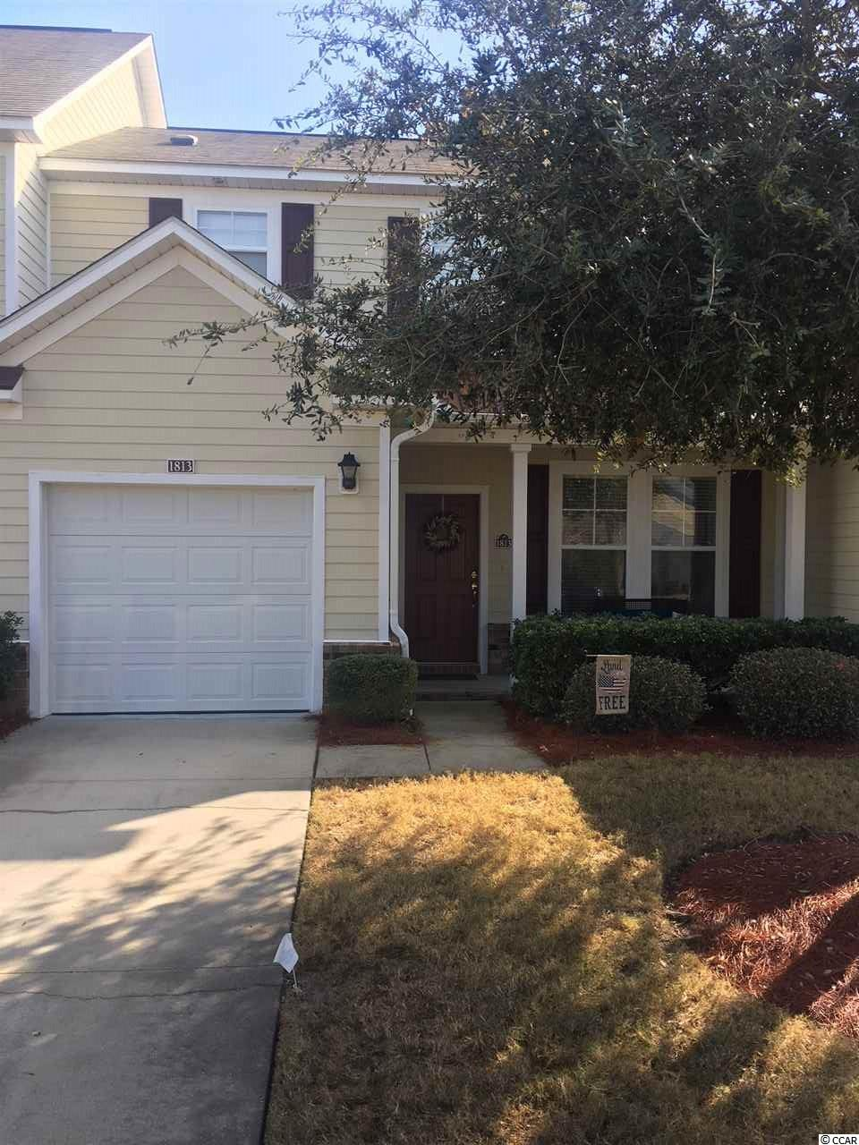 Townhouse MLS:1723897 TANGLEWOOD AT BAREFOOT RESORT  6095 Catalina Dr Unit 1813 North Myrtle Beach SC