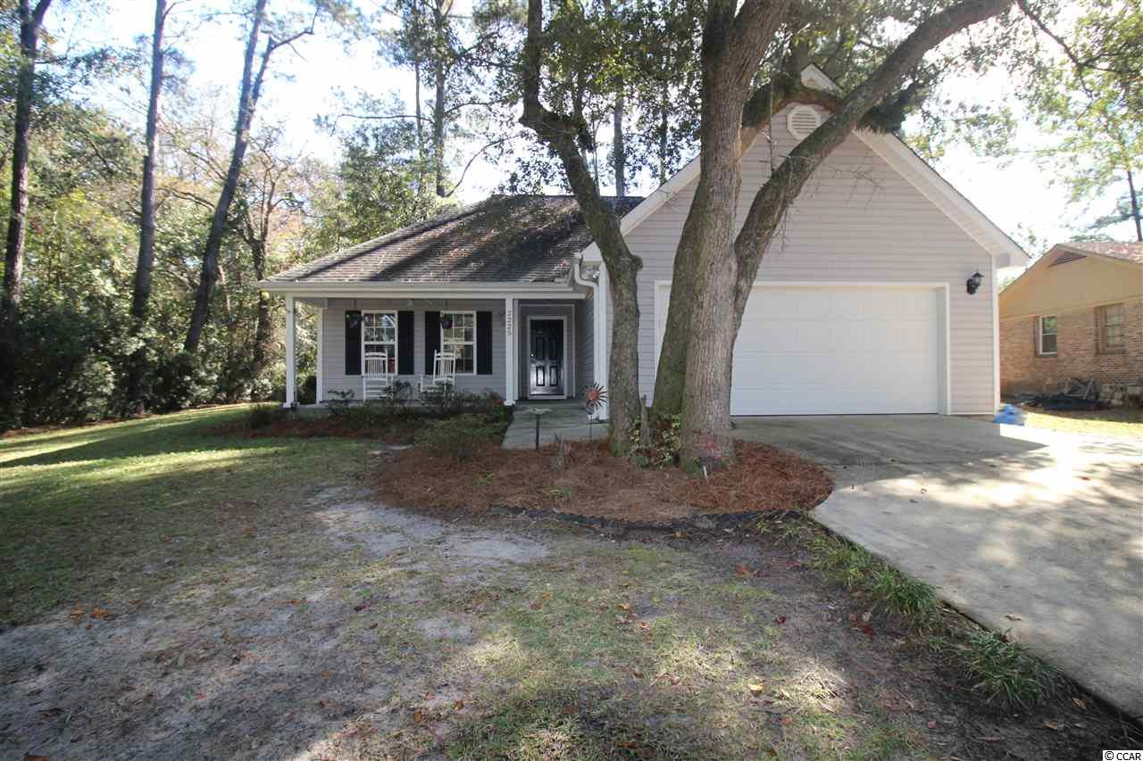 Single Family Home for Sale at 2225 Peachtree Street 2225 Peachtree Street Georgetown, South Carolina 29440 United States