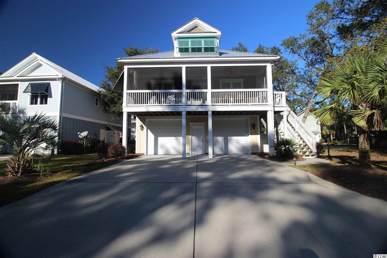 Detached with HPR MLS:1723978   50 Fairview Ct. Pawleys Island SC