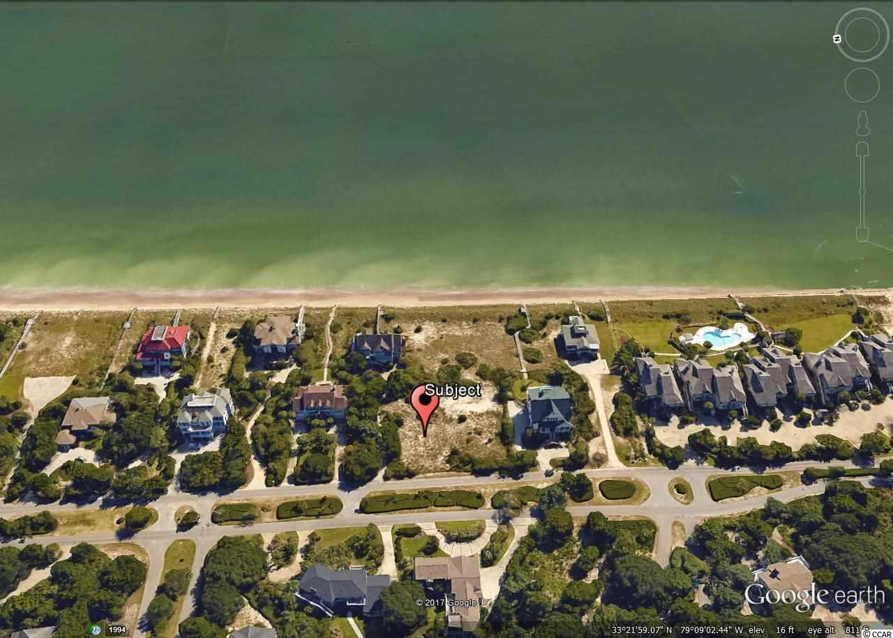Land for Sale at Lot 12, Blk 1 Debordieu Blvd. Lot 12, Blk 1 Debordieu Blvd. Georgetown, South Carolina 29440 United States
