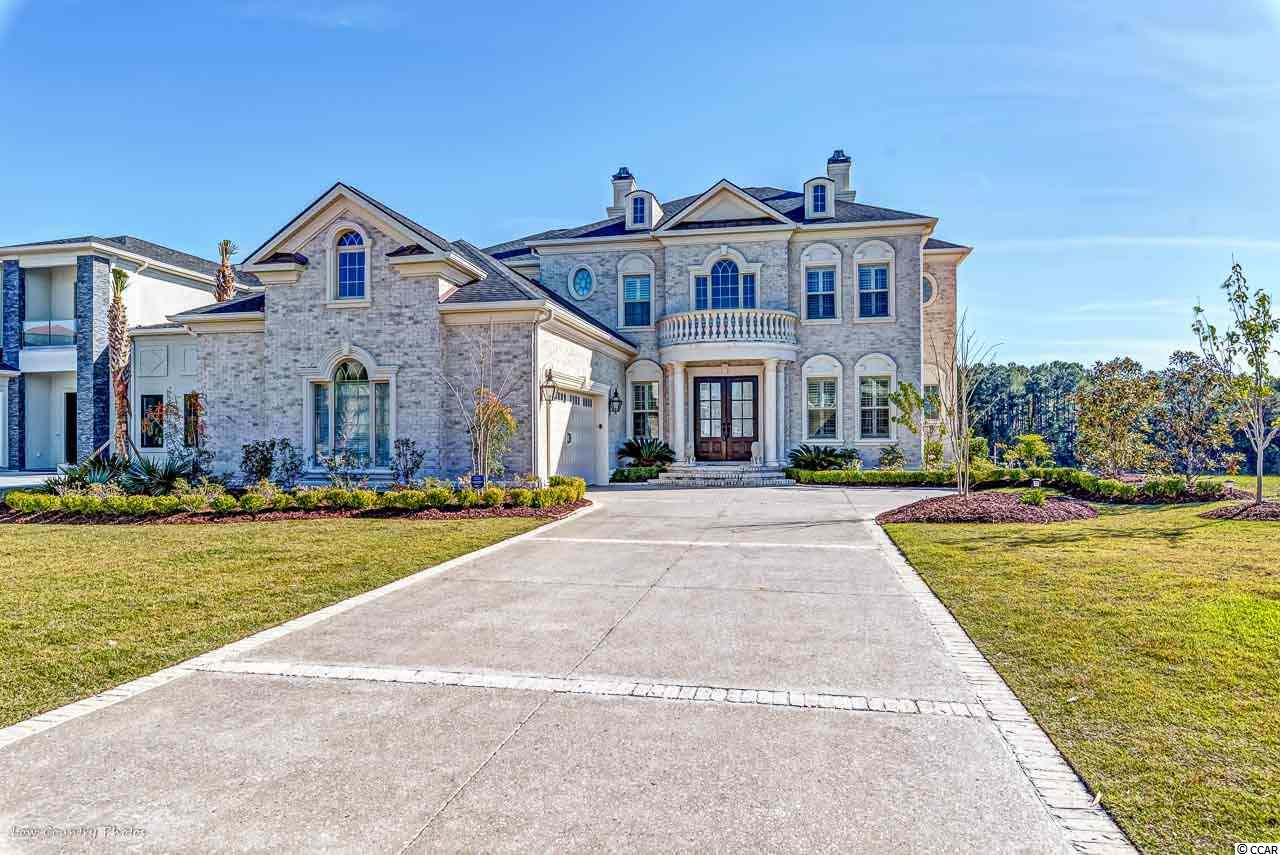 Single Family Home for Sale at 177 Avenue of the Palms 177 Avenue of the Palms Myrtle Beach, South Carolina 29579 United States