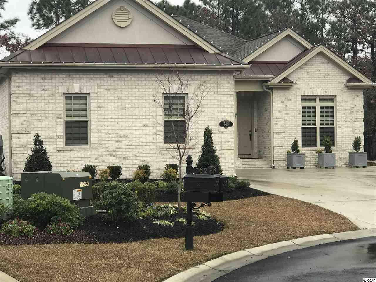 Detached MLS:1724123   748 Cipriana Dr. Myrtle Beach SC