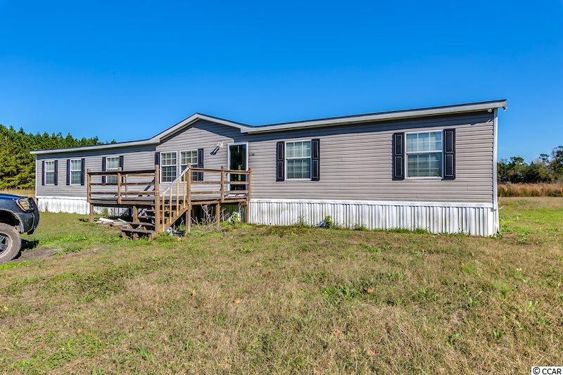 Single Family Home for Sale at 2500 Riverbend Road 2500 Riverbend Road Loris, South Carolina 29569 United States