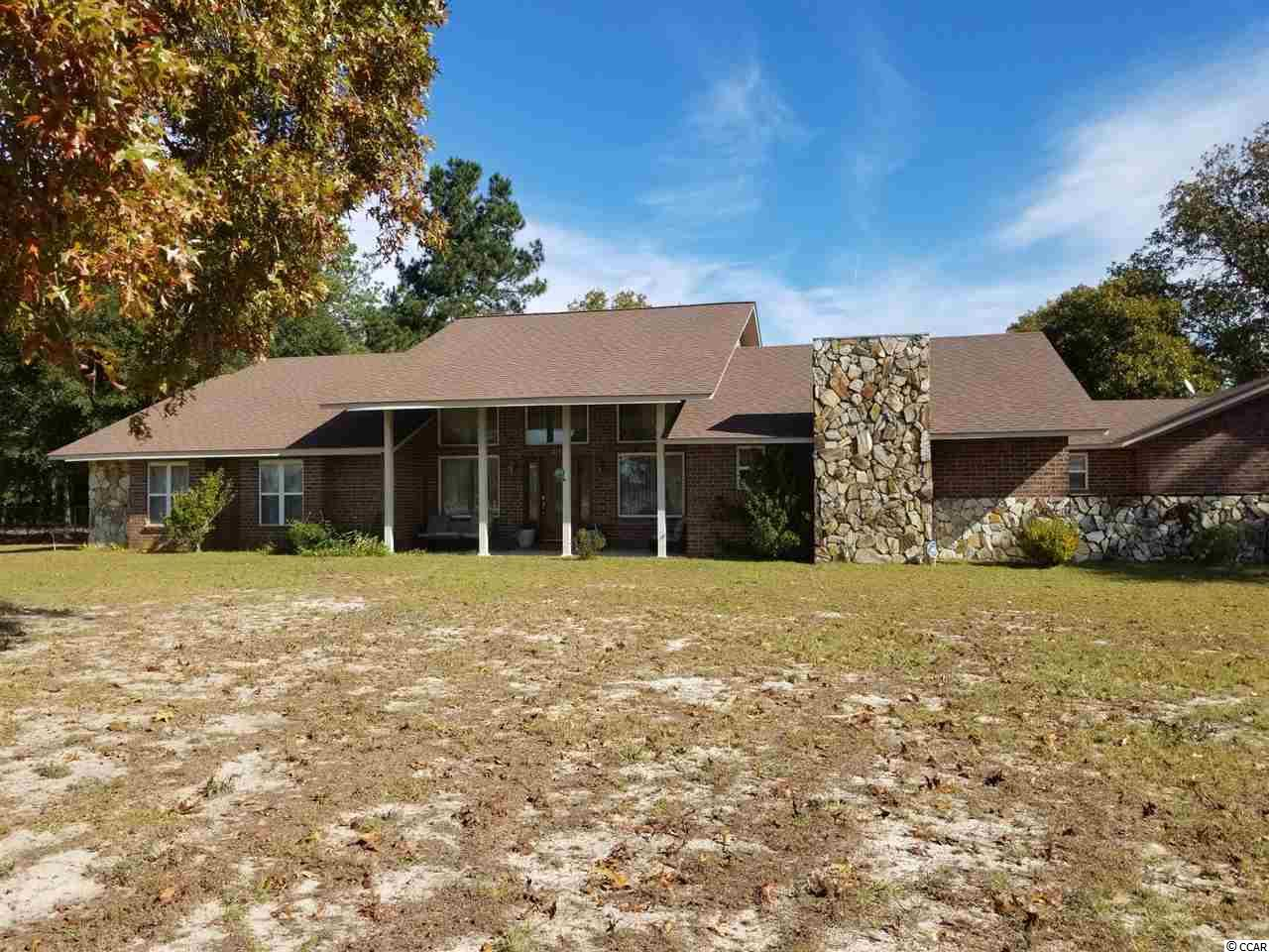 Single Family Home for Sale at 214 Frank Jones Road 214 Frank Jones Road Gresham, South Carolina 29546 United States
