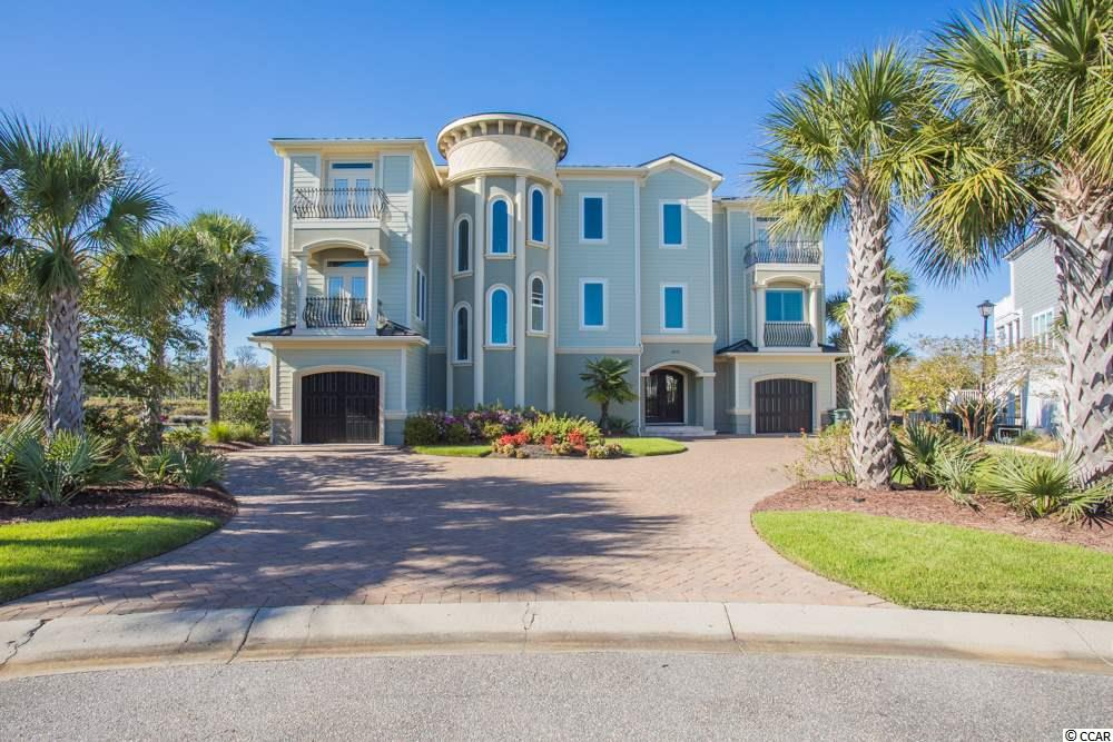 Single Family Home for Sale at 1406 Marina Bay Drive 1406 Marina Bay Drive North Myrtle Beach, South Carolina 29582 United States