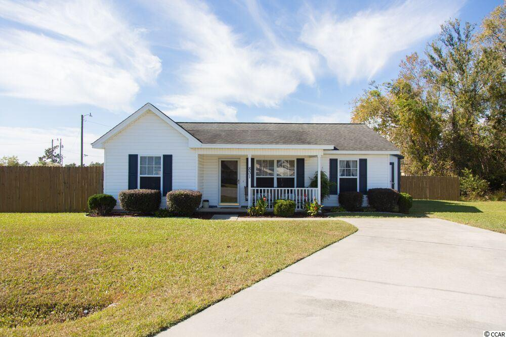 Patio Home for Sale at 831 Esther Court 831 Esther Court Conway, South Carolina 29526 United States