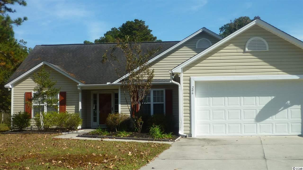 Detached MLS:1724213   206 Ashton Circle Myrtle Beach SC