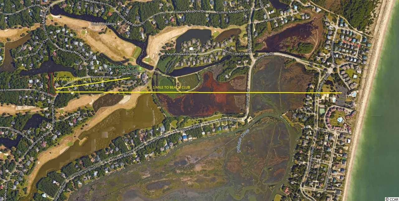 Land for Sale at LOT 120 CALAIS LOT 120 CALAIS Georgetown, South Carolina 29440 United States