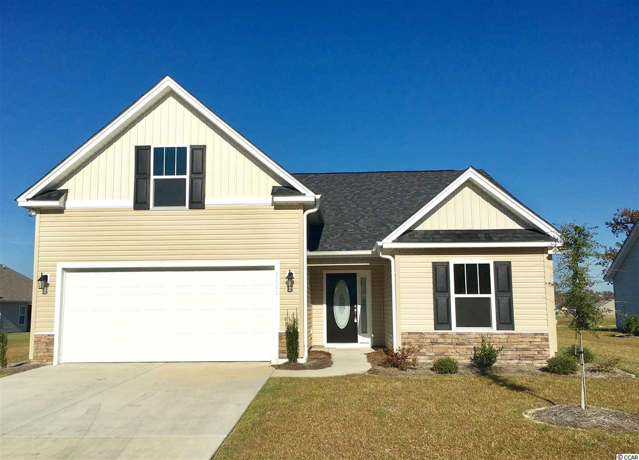 Single Family Home for Sale at 3300 Holly Loop 3300 Holly Loop Conway, South Carolina 29527 United States
