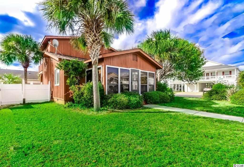 Detached MLS:1724287   319 27th Ave. N North Myrtle Beach SC