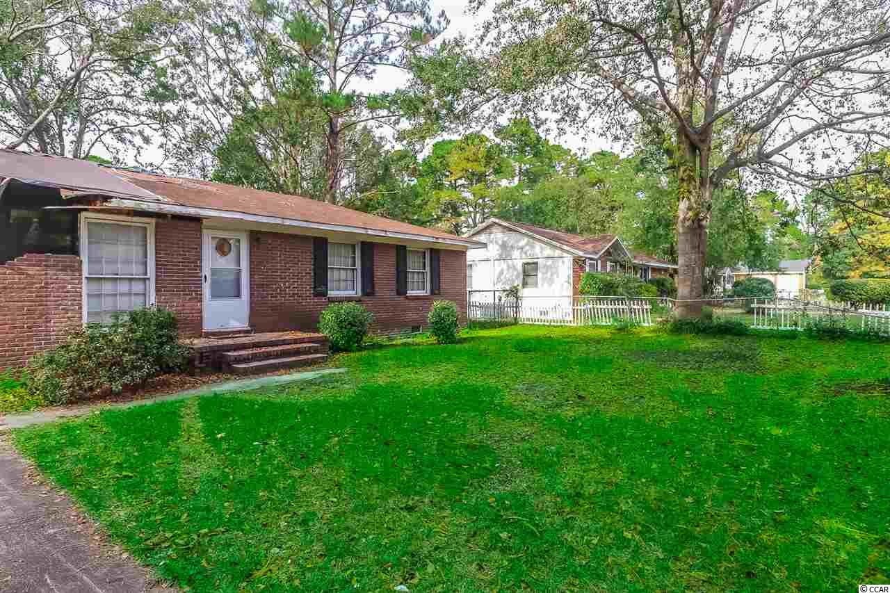 Detached MLS:1724336   1407 Hemingway St. Myrtle Beach SC