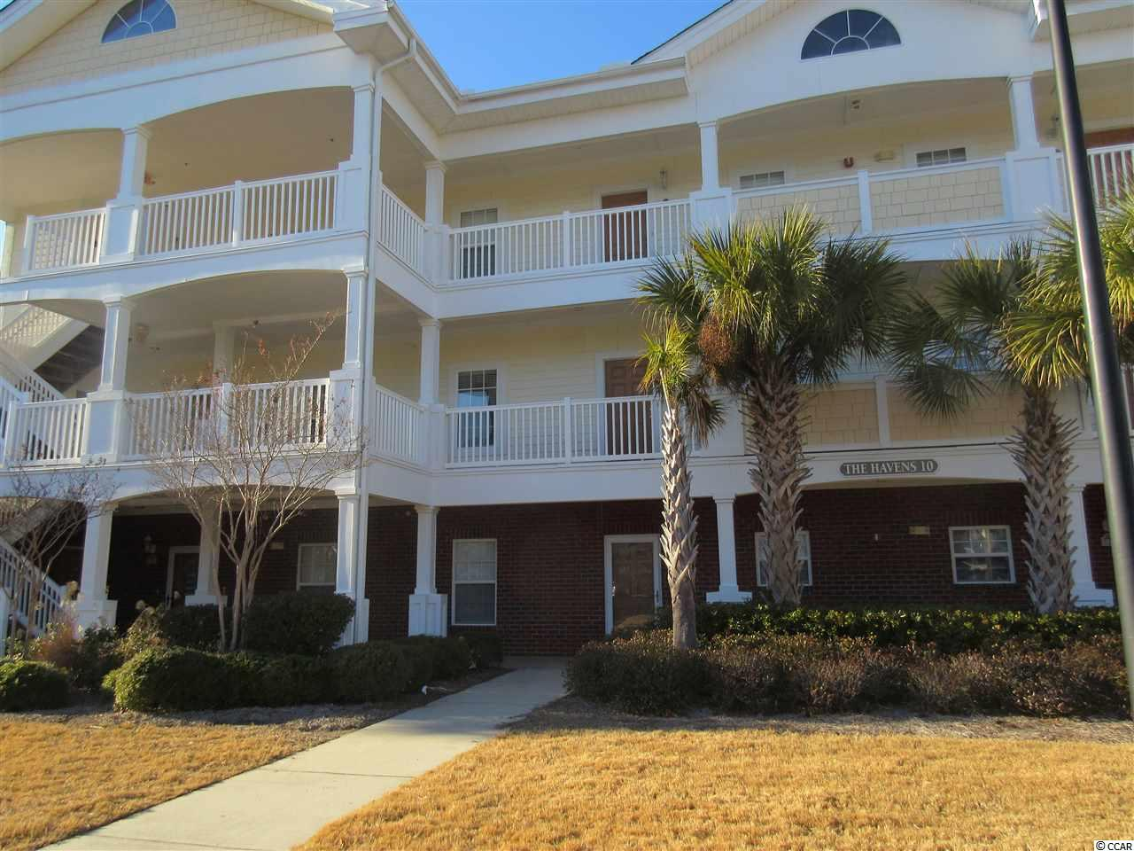 Lake/Pond View Condo in The Havens @ Barefoot Resort : North Myrtle Beach South Carolina