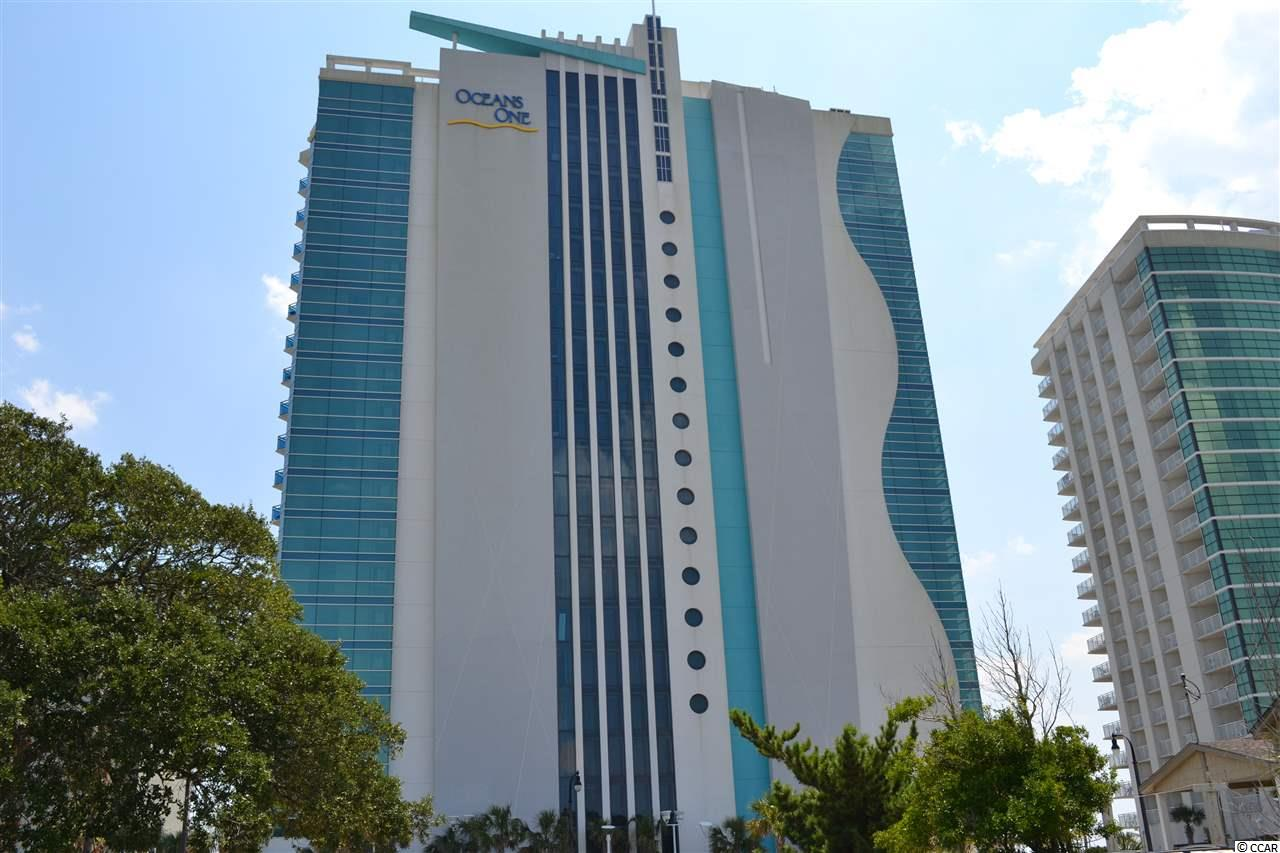 Ocean Front Condo in Oceans One South Tower - Myrtle : Myrtle Beach South Carolina