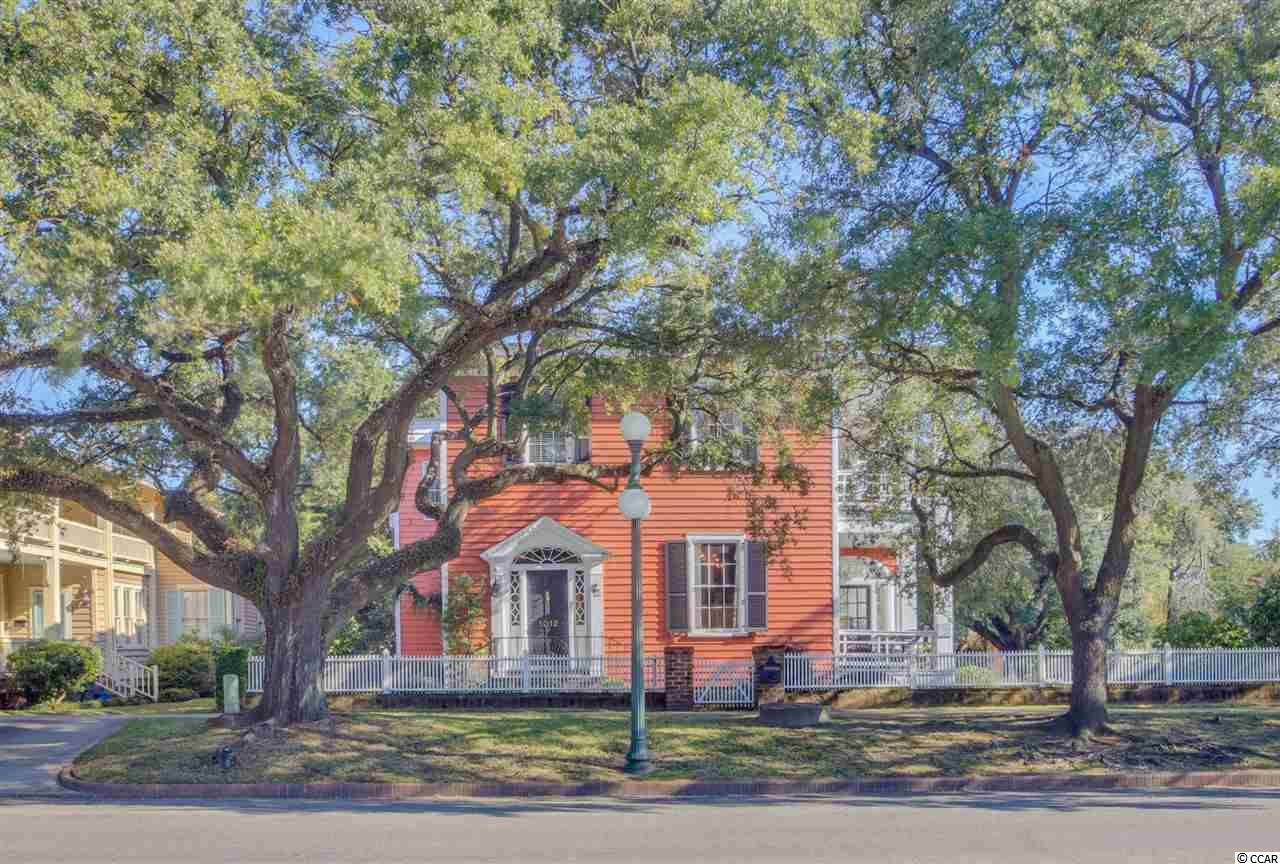 Single Family Home for Sale at 1012 Front Street 1012 Front Street Georgetown, South Carolina 29440 United States