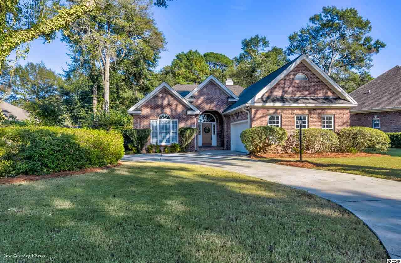 1724431 Heritage Plantation house for sale – Pawleys Island Real Estate