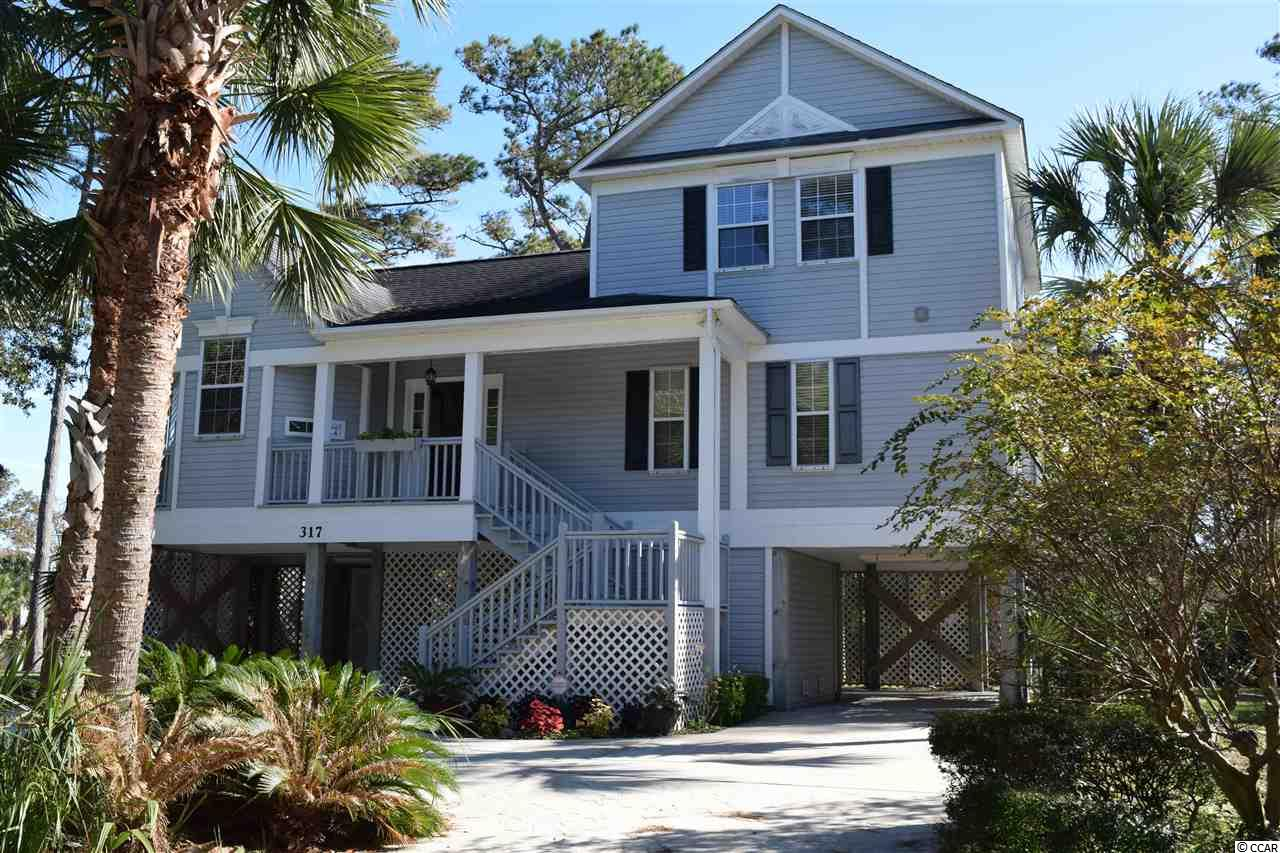 Single Family Home for Sale at 317 Lakeside Drive 317 Lakeside Drive Surfside Beach, South Carolina 29575 United States