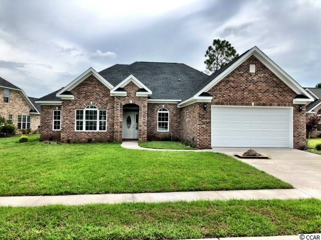 Detached MLS:1724456   2359 Clandon Dr. Myrtle Beach SC