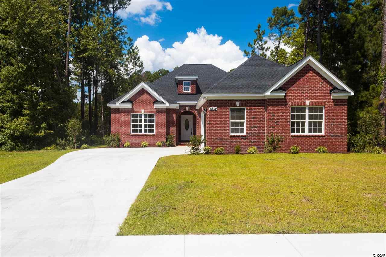 Ranch for Sale at 1832 Woodstork 1832 Woodstork Conway, South Carolina 29526 United States