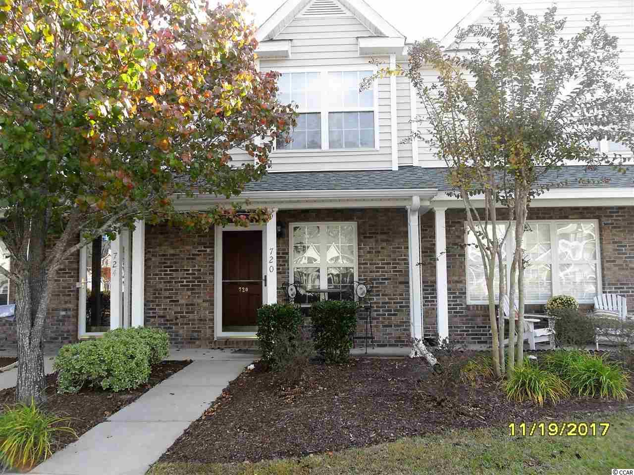 Lake/Pond View Condo in WYNBROOKE TWNHM - Townhomes : Murrells Inlet South Carolina