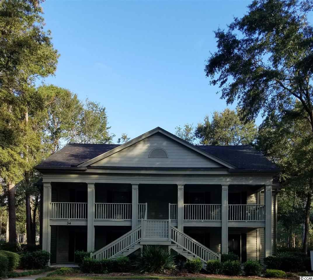Condo / Townhome / Villa for Sale at 34-1 Stillwood Drive 34-1 Stillwood Drive Pawleys Island, South Carolina 29585 United States