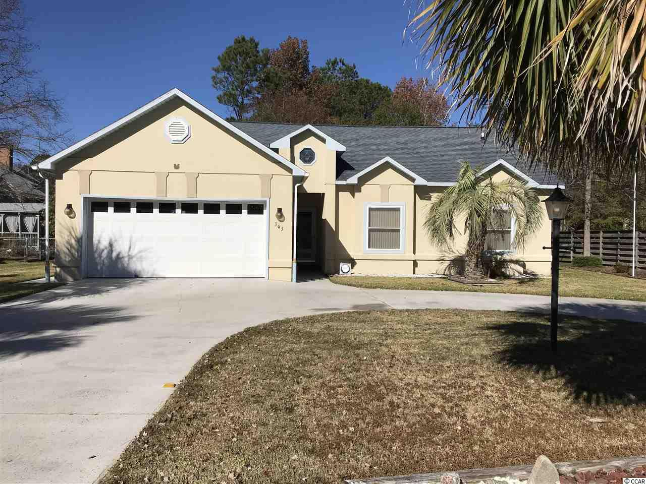 Detached MLS:1724489   303 Muirfield Rd. Myrtle Beach SC