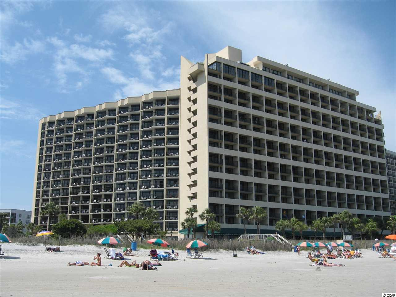 Ocean Front Condo in OCEAN REEF RESORT NORTH TOWER : Myrtle Beach South Carolina