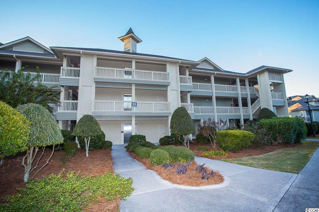 Golf Course View,Waterway View,Marsh View Condo in Tidewater - Clubhouse Villas : North Myrtle Beach South Carolina