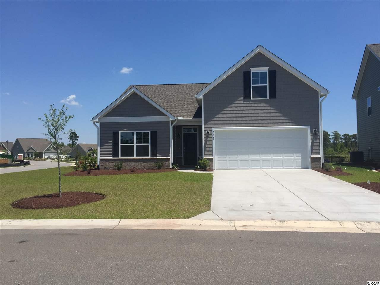 Detached MLS:1724584   5701 Cottonseed Ct. Myrtle Beach SC