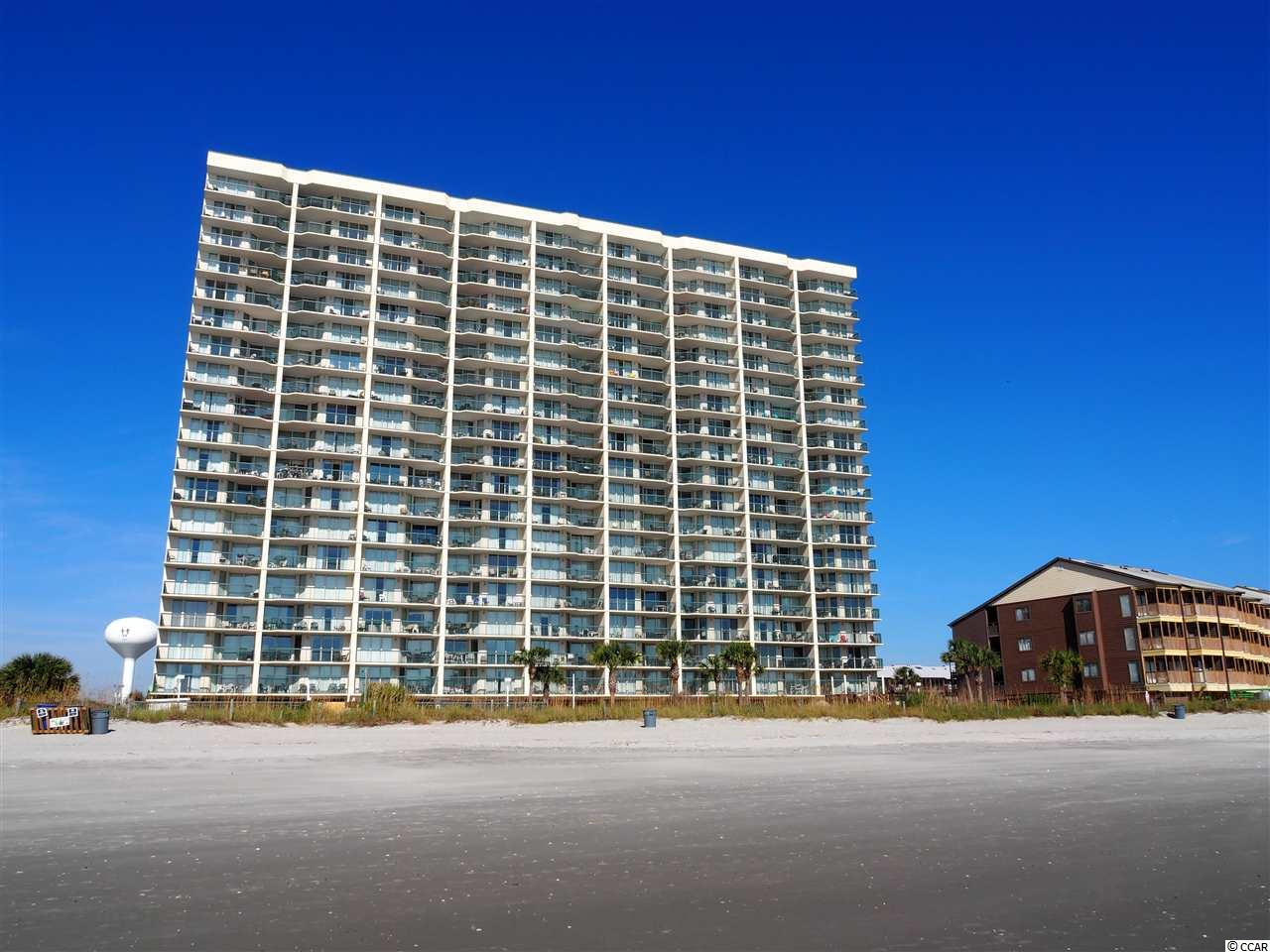 Ocean Front,Ocean View,End Unit Condo in Ashworth, The : North Myrtle Beach South Carolina