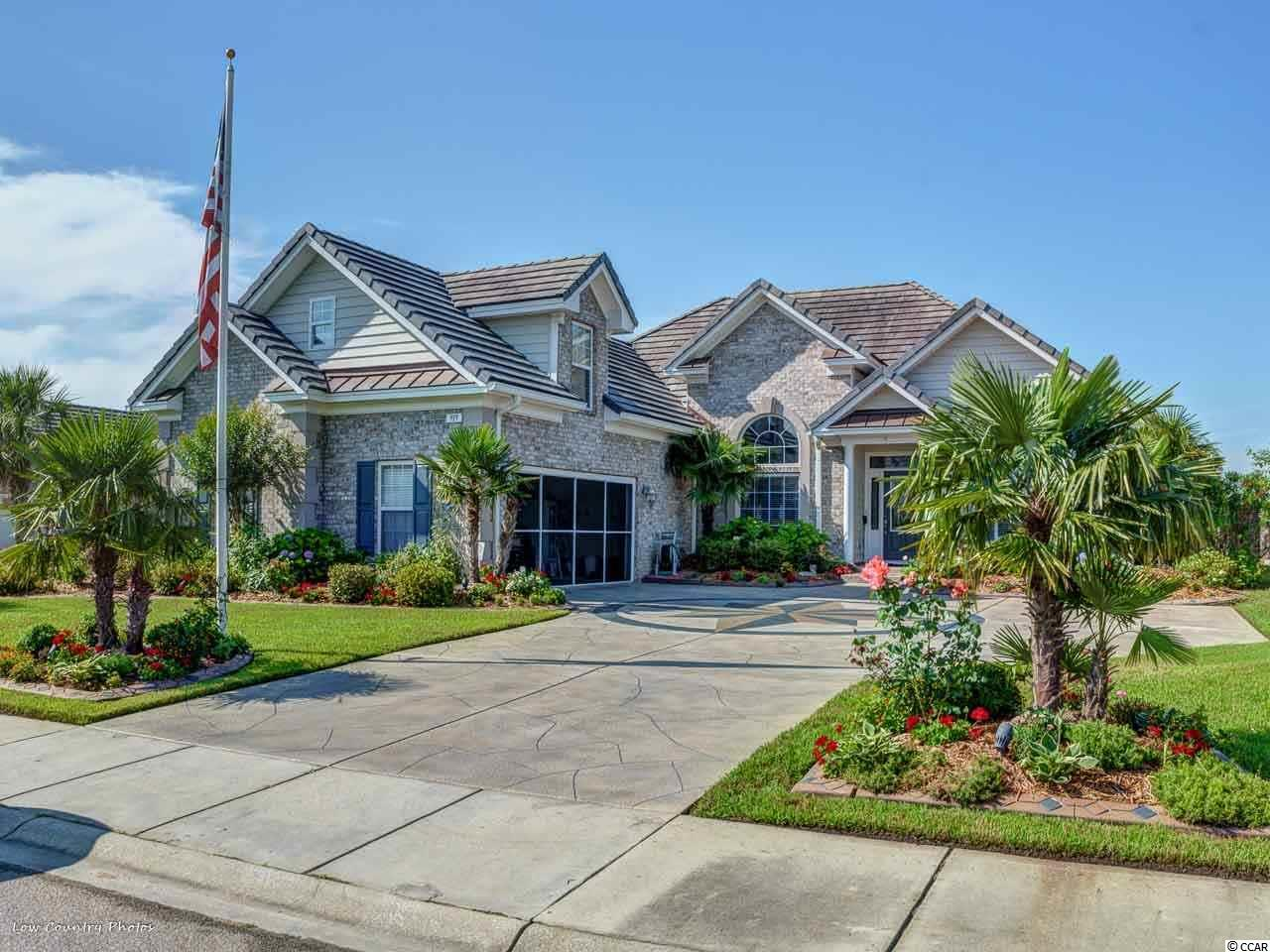 Detached MLS:1724614   919 Anson Court Surfside Beach SC