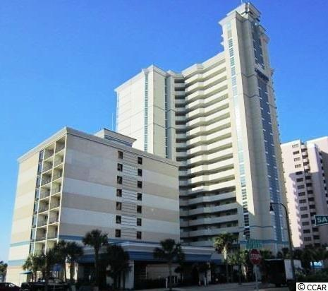 Ocean Front,End Unit Condo in Carolinian Beach Resort : Myrtle Beach South Carolina