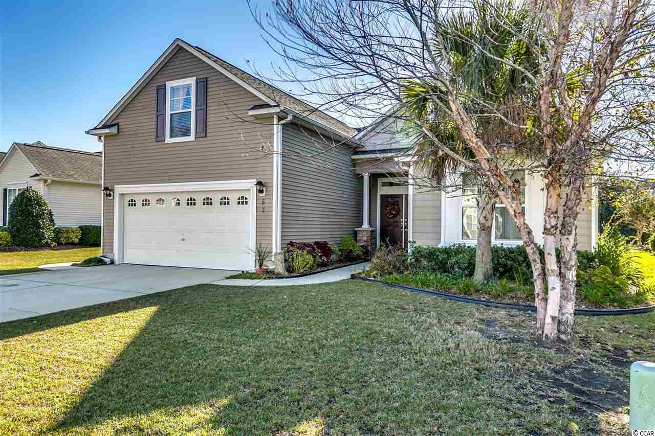 Single Family Home for Sale at 52 Saltwind Loop 52 Saltwind Loop Murrells Inlet, South Carolina 29576 United States