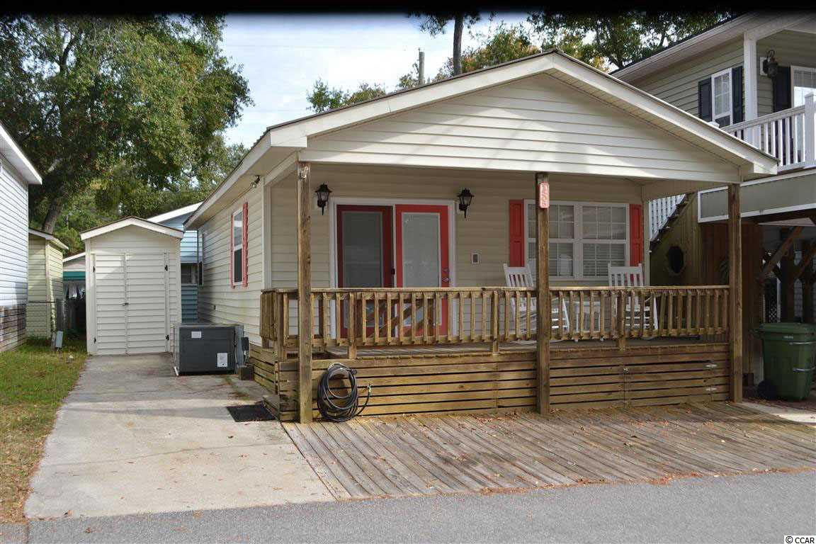 Manufactured Leased Land MLS:1724649   6001 S Kings Highway, Site 1505 Myrtle Beach SC