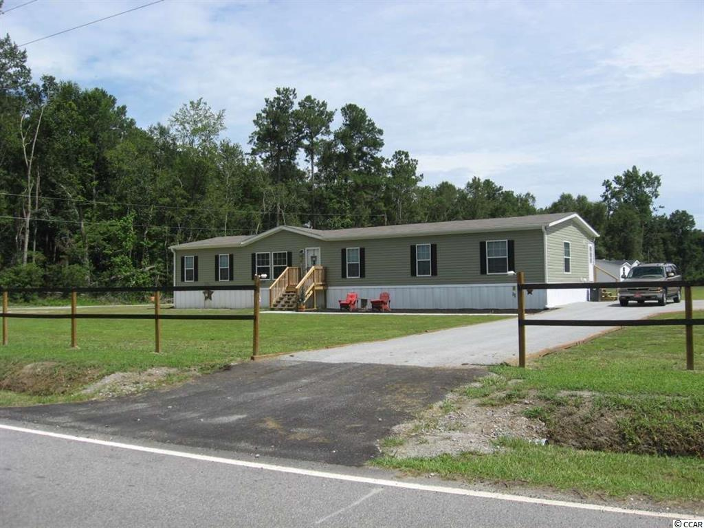 Single Family Home for Sale at 5210 Hwy 712 5210 Hwy 712 Galivants Ferry, South Carolina 29544 United States