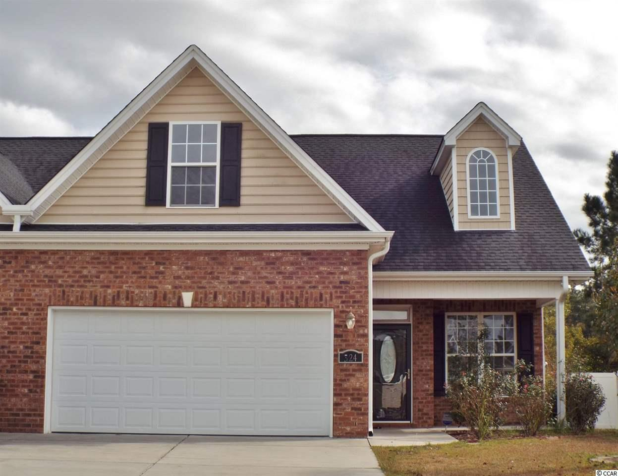 Single Family Home for Sale at 524 Cottage Oaks Circle 524 Cottage Oaks Circle Myrtle Beach, South Carolina 29579 United States