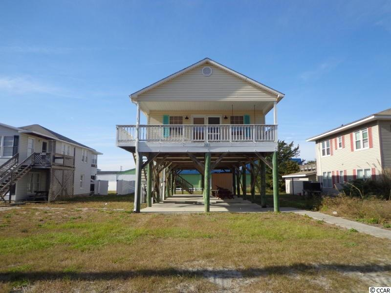 Detached MLS:1724755   321 N Waccamaw Dr. Garden City Beach SC