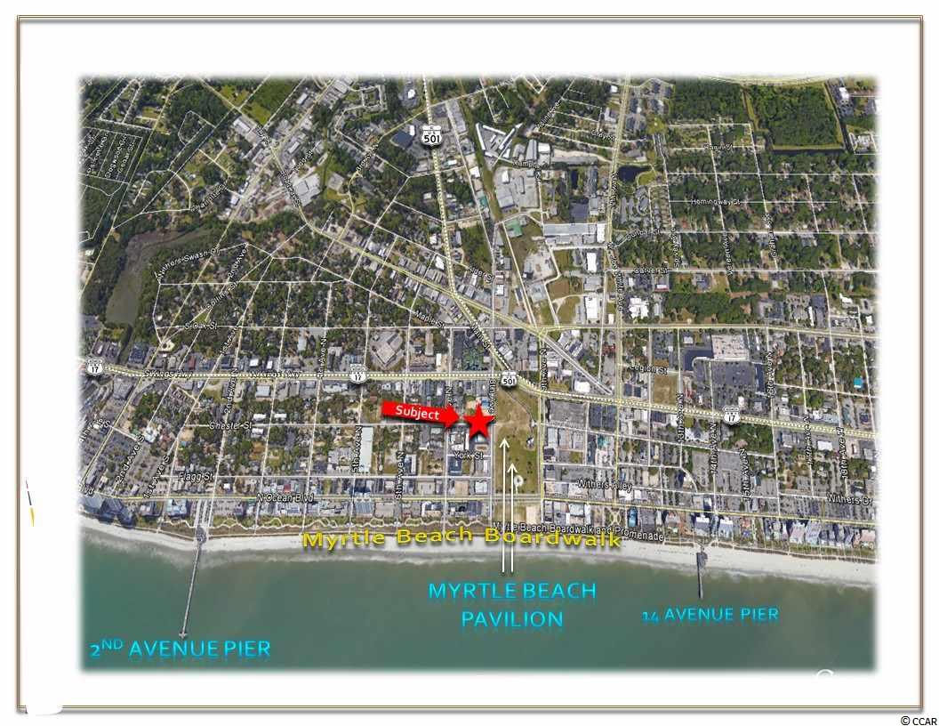 Myrtle Beach Not within a Subdivision