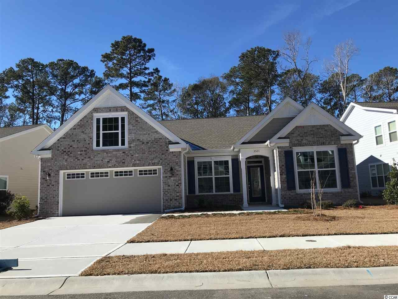Detached MLS:1724838   1511 Suncrest Drive Myrtle Beach SC