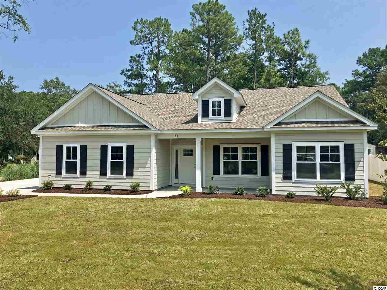 Ranch for Sale at TBD Lot 13-3 Oak Hampton Place TBD Lot 13-3 Oak Hampton Place Pawleys Island, South Carolina 29585 United States