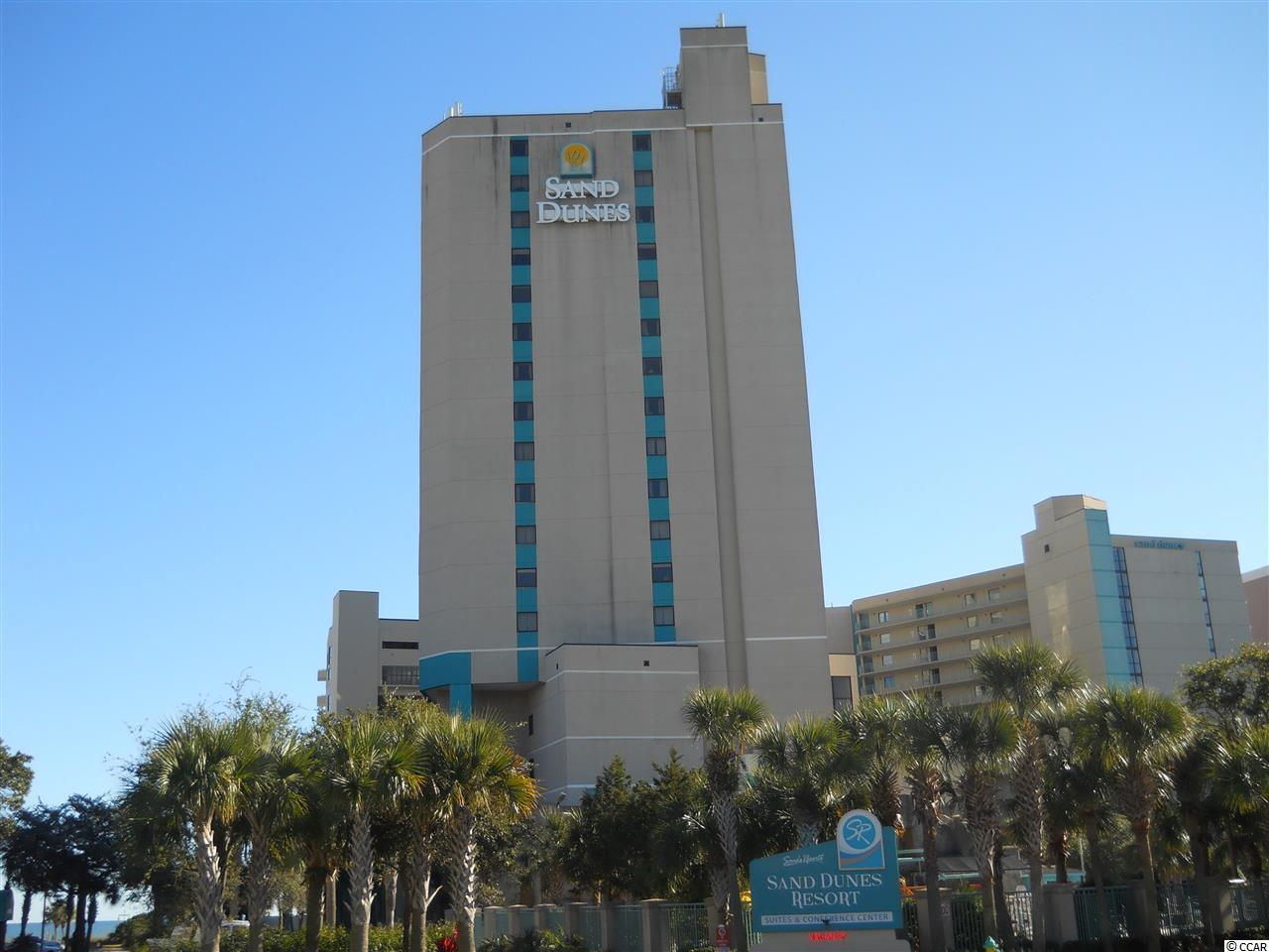 Ocean Front,Ocean View Condo in SAND DUNES PHII : Myrtle Beach South Carolina