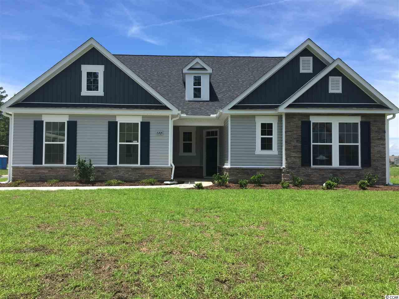 Single Family Home for Sale at 2205 Lindrick Ct. NW 2205 Lindrick Ct. NW Calabash, North Carolina 28467 United States