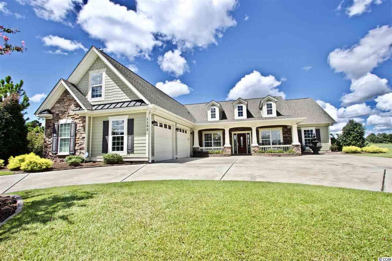 Detached MLS:1724938   1123 Wigeon Drive Conway SC