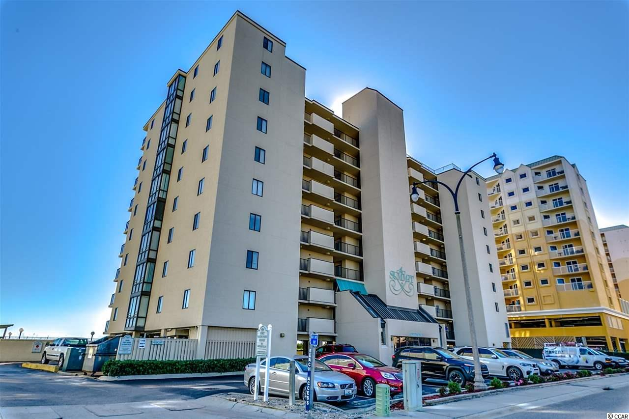 Ocean Front,End Unit Condo in SUMMIT, THE - WINDY HILL : North Myrtle Beach South Carolina