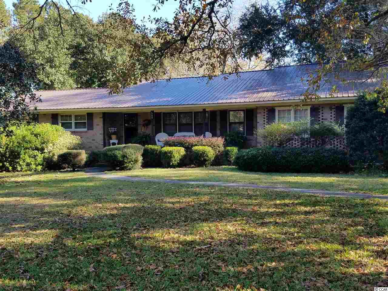 Ranch for Sale at 1305 Forest View Road 1305 Forest View Road Conway, South Carolina 29526 United States