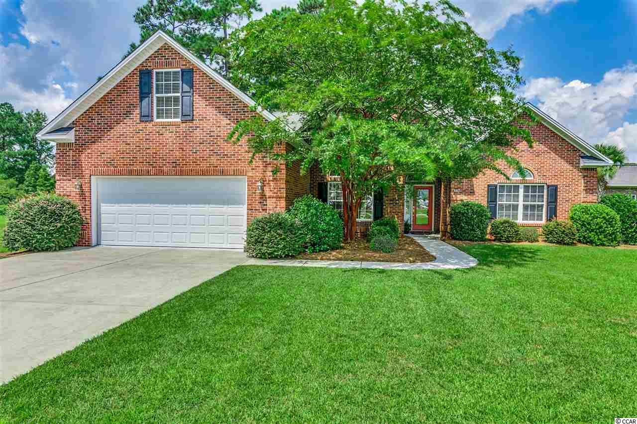 Detached MLS:1724976   1887 Auburn Lane Myrtle Beach SC