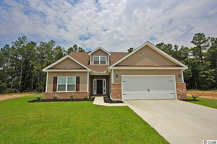 Single Family Home for Sale at Lot 53 Winding Path Drive Lot 53 Winding Path Drive Loris, South Carolina 29569 United States